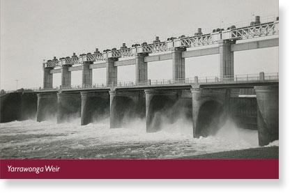 Yarrawonga Weir