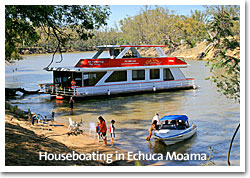 Rich River Houseboats, Echuca Moama