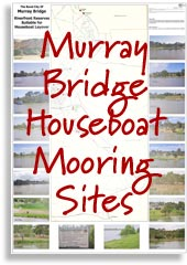 Murray Bridge mooring sites