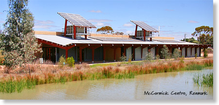 McCormick Centre for the Environment, Renmark