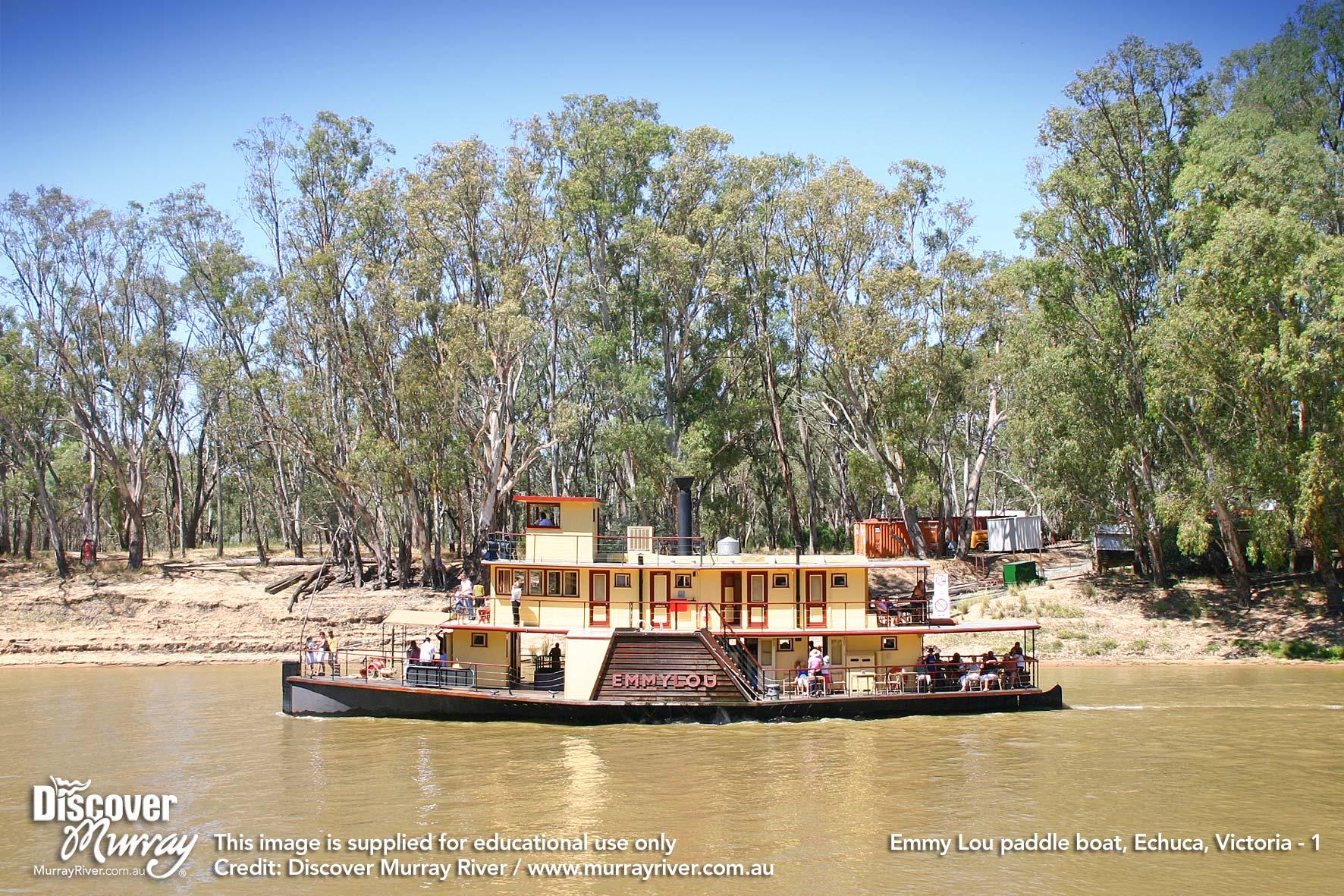 Echuca near Melbourne   Australia