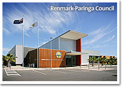 Renmark-Paringa Council Chambers