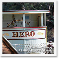 PS Hero, Echuca