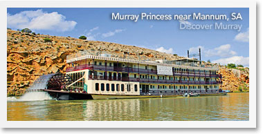 Murray Princess near Mannum, SA