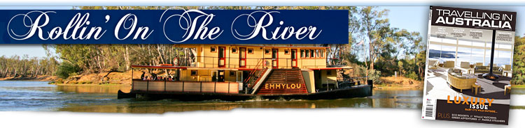 Rolllin' On The River - Paddle steamers