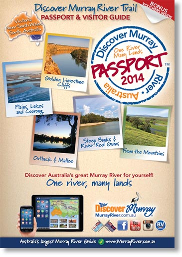Murray River Passport/Guide