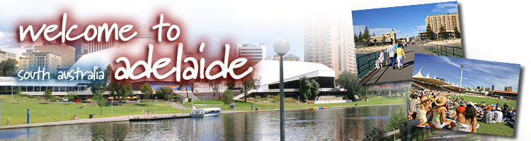 Adelaide Banner Image