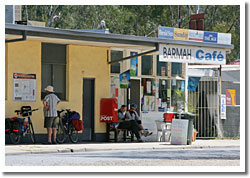 Local Barmah shop