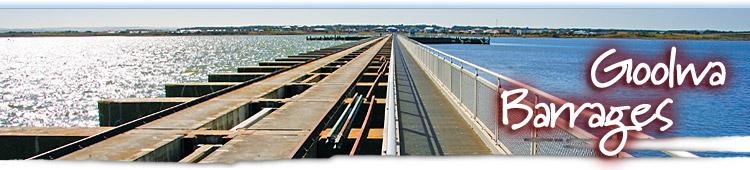 Goolway Barrages