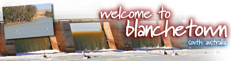 Blanchetown Banner Image