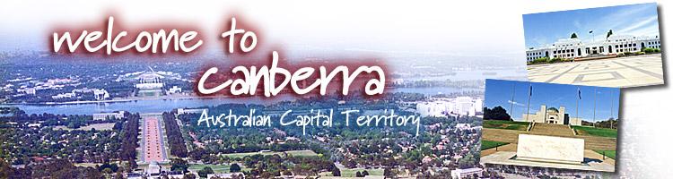 Canberra Banner Image