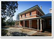Corowa Court House