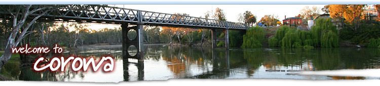 Corowa Banner Image