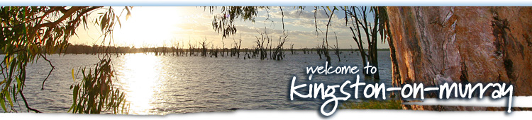 Kingston-on-Murray Banner Image