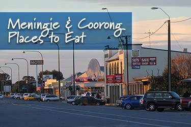 Meningie and Coorong places to eat