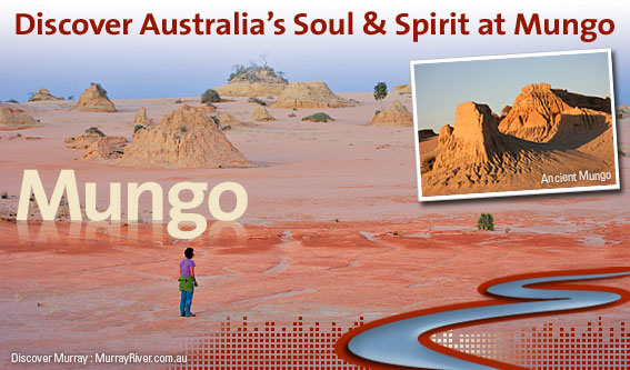 Discover Australia's Soul and Spirit at Mungo
