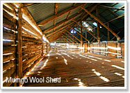 Mungo Visitor Centre