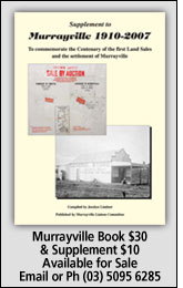 Murrayville History Book