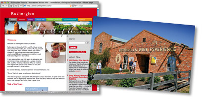 Rutherglen Wine Experience & Visitor Information Centre