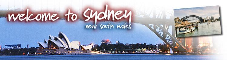 Sydney Banner Image