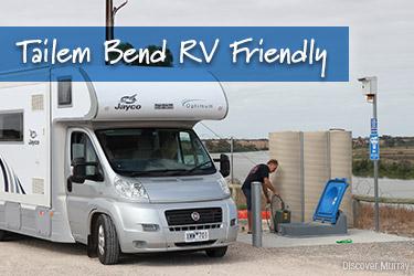 Tailem Bend RV Friendly
