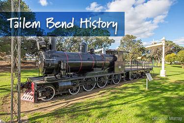 Tailem Bend History
