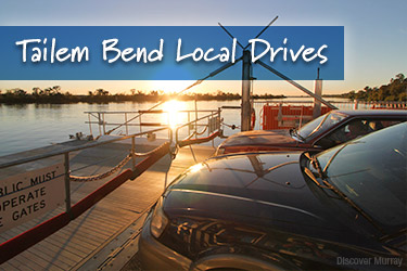 Tailem Bend Local Drives