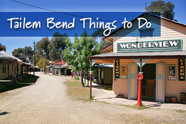 Tailem Bend Things to Do