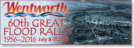 Wentworth 60th Great Flood Rally 1956-2016
