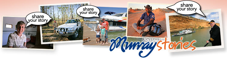 Murray River Stories