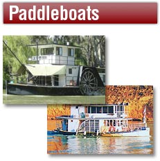 Paddleboats for sale
