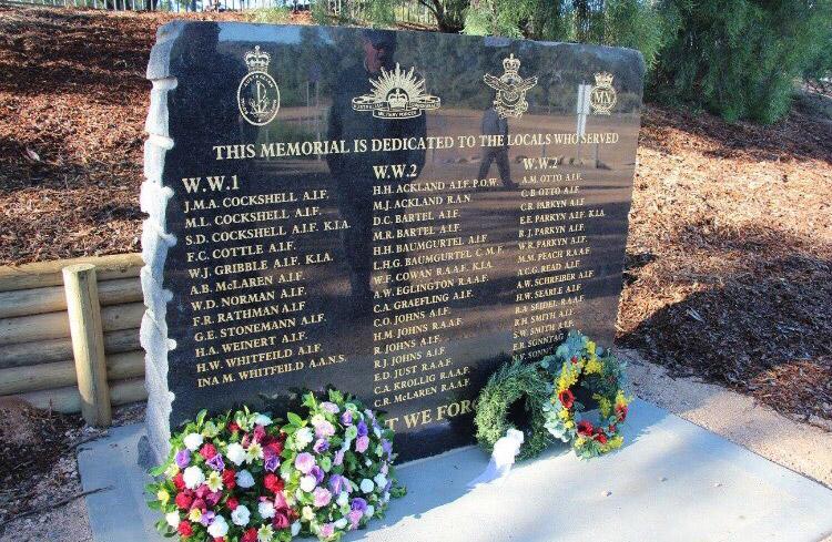 Bowhill War Memorial