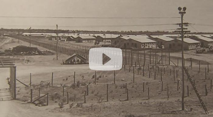 Loveday Internment Camp video - Discover Murray River War Trail