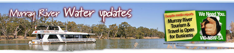 Murray River Levels...the truth