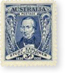 Sturt Stamp